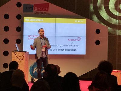 Paulo Cunha at dmexco