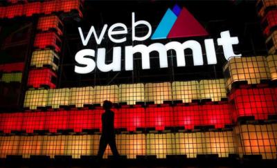 Web Summit 2017 - Reuters/Pedro Nunes
